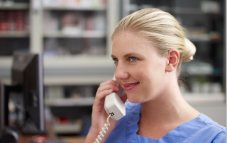 Dental Consultant Advice: Incoming Phone Calls
