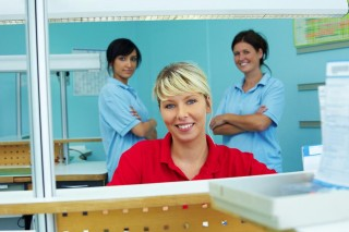 Dental from desk basic organization