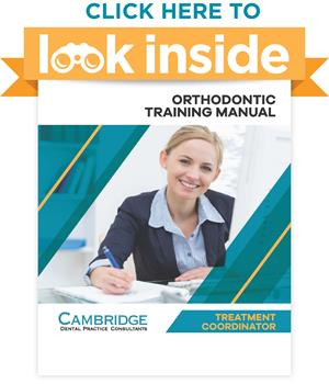 Orthodontist Treatment Coordinator