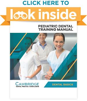 Look Inside Pediatric Dental Basics Manual